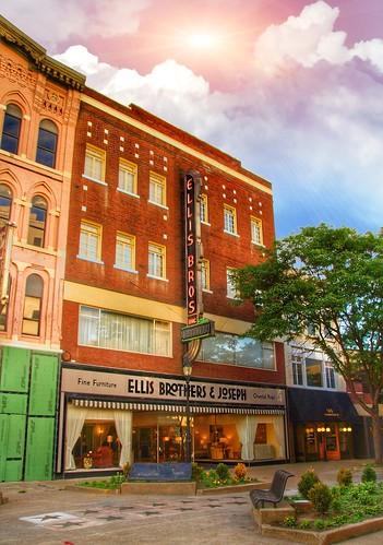 Binghamton New York ~ Ellis Brothers U0026 Joseph ~ Fine Furniture And Oriental  Rugs