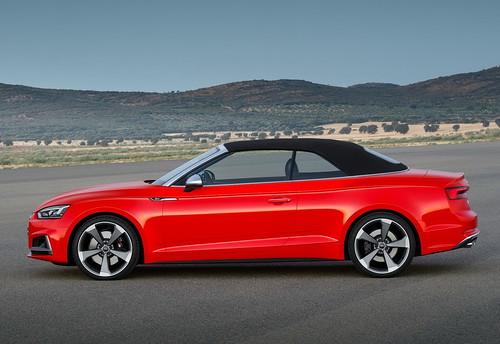 Audi S5 Cabriolet 2017