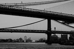IMGP1682_kt4 (al253) Tags: newyork bw nb noiretblanc monochrome bridge pentax justpentax