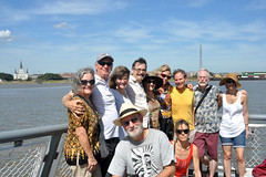 ferry (greenelent) Tags: mississippiriver neworleans nola people 365 photoaday ferry