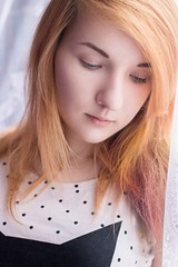 #portrait #russia #photographer #redhair #girl (boual94) Tags: portrait russia photographer redhair girl