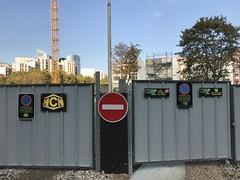 Puteaux, chantier Zac des Bergres (Grbert) Tags: puteaux chantier bergeres