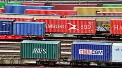 Wo kein Wille, ist auch keine Schiene (SBB CFF FFS Cargo) Tags: umwelt zukunft international