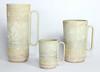 Organiclux White Pitchers (anczelowitz) Tags: ceramic pottery clay stoneware glaze texture handmade craft anczelowitz new tableware vase plates elledecor cnx artisan