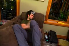 DSCF4669 (LEo Spizzirri) Tags: marcus chris danny lelu leo passed out thanksgiving phone