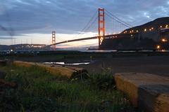 Golden Gate Bridge (Morgan Kollarus) Tags: goldengatebridge sanfrancisco california bridges longexposure