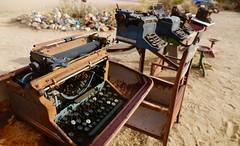 IMG_9103 (NeoRevolut1on) Tags: pioneertown california town city church wildwildwest typewriters oldtime oldtown