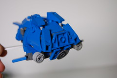 Halo Lich (my name is schimmi) Tags: lego halo lich micro halo4 covenant storm elites grunt aircraft dropship