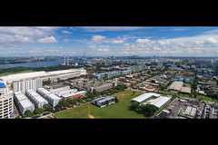 First Flight (draken413o) Tags: singapore senoko aerial dji phantom 4 pro panorama drone flight industrial urban places scenes amazing daytime asia travel destinations