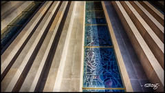 Rise (dougkuony) Tags: firstunitedmethodist stainedglass church building architectural stone hdr