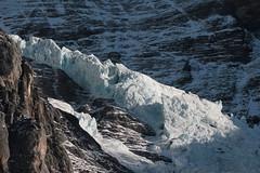 Eigergletscher ( Gletscher glacier ghiacciaio 氷河 gletsjer ) zwischen Eiger und Mönch in den Berner Alpen - Alps ( Westalpen ) ob der Kleinen Scheidegg im Berner Oberland im Kanton Bern der Schweiz (chrchr_75) Tags: albumzzz201612dezember christoph hurni chriguhurni chrchr75 chriguhurnibluemailch dezember 2016 albumgletscherimkantonbern gletscher glacier ghiacciaio 氷河 gletsjer alpen alps kantonbern berner oberland schweiz suisse switzerland svizzera suissa swiss hurni161203