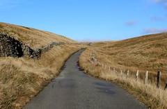 On Thornton Lane (Walruscharmer) Tags: moorlandlane longgill openaccess moorland drystonewall yorkshiredales nationalpark cumbria england