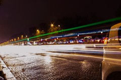 Champs Elysees (Vlad Photographies) Tags: champs ely paris long exposure elysees champselyses nikon canon