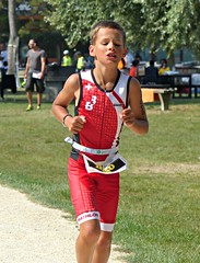 Last... but not least 2 (Cavabienmerci) Tags: kids triathlon 2016 yverdon les bains switzerland suisse schweiz kid child children boy boys run race runner runners lauf laufen lufer course  pied sport sports running triathlete