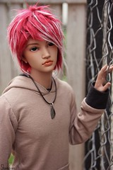 FA: Iplehouse EID Lahela on Nyid boy body (Shandian) Tags: boy doll dollfie bjd sd lightbrown asianiplehouse lahela