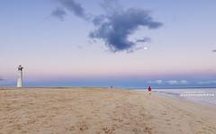 the beach (arg264) Tags: beach playa fuerteventura canarias islas españa spain arg arg264 antonioruiz nikon tokina tokina1116 faro atardecer paisajes vacaciones viajes nikond80 2012