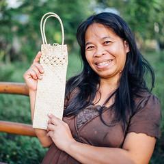 Photo of the Day (Peace Gospel) Tags: woman women artisan artisans beautiful beauty smiles smiling smile portrait happy happiness joy joyful peace peaceful hope hopeful handmade crafts craftsmanship baskets basket empowerment empowered empower thankful grateful gratitude
