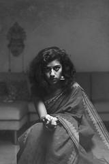 DSC_0124-Edit (moin ally) Tags: red dhanmondi dhaka bangladesh bangladeshi female monochrome art portrait follow moinally nikon nikkor