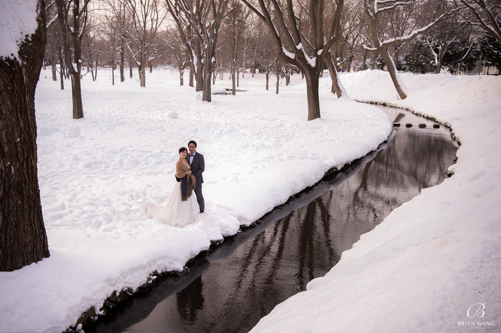 '北海道自助婚紗,北海道婚紗攝影,北海道雪景婚紗,海外婚紗價格,雪景婚紗,拍和服,北海道海外婚紗費用,伏見稻荷,札幌,2048BWS_6517'