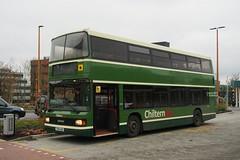Spectra Survivor (Acceptable in the 90's) Tags: t124aua daf db250 optare spectra sp124 xelabus velvet capital logistics london transport chilternbus