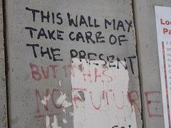 The wall has no future