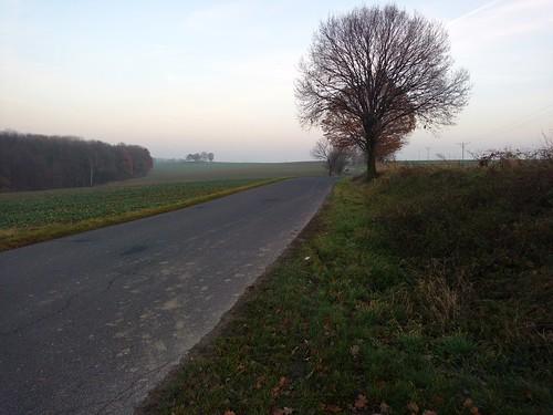 Droga Mściwojów - Targoszyn