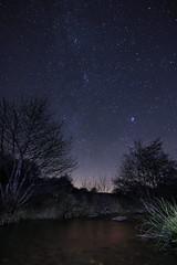 Pennycomequick, Dartmoor (Richard D Porter) Tags: dartmoor devon tavistock stars nightsky water sky trees canon tokina 1116mm f28 longexposure tripod