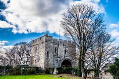 Minster Gate House (TCJ-Photography) Tags: minster abbey gate house gatehouse kent england sheppey church