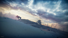 Mad Max / Fly, Fly Away (Alt) (Stefans02) Tags: mad max madmax 4k game gaming games gamescreenshots gamescreens screenshot screenshots digital art landscape downsampled downsampling hotsampled cinematic nature desert sand car opus nova campaign singleplayer australia clouds sky plains plain wb warner brothers avalanche studios madmaxgame stefans02 outdoor cloud