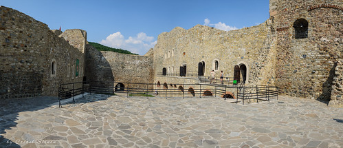 Neamt Fortress. Cetatea Neamt