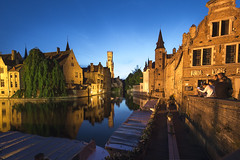 A day in Bruges - the canals (VISITFLANDERS) Tags: heritage europe belgium medieval canals bruges flanders unescoheritage artcity withchildren visitflanders