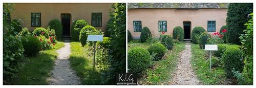 Niedersulz Museumsdorf: Muehlengarten | 2014-05+10