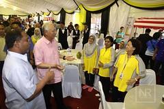 Pertandingan Badminton Kolej Sains Kesihatan Sultan Azlan Shah (Najib Razak) Tags: sultan kualalumpur pm badminton primeminister shah azlan sains 2015 kolej perdanamenteri pertandingan kesihatan najibrazak