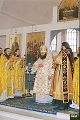 085. Consecration of the Dormition Cathedral. September 8, 2000 / Освящение Успенского собора. 8 сентября 2000 г