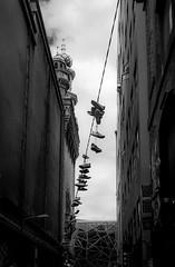dark alley (timothy H.M) Tags: street city alley shoes melbourne slums autralia