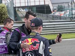 WSR Spa 2015: Max Verstappen (8w6thgear) Tags: photographer cap overalls press formula1 spa tabard redbull selfie 2015 spafrancorchamps racingdriver worldseriesbyrenault tororosso maxverstappen