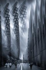 London in the year 2146 (radonracer) Tags: london architecture surreal fantasy digiart