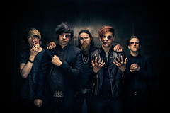 Fearless Vampire Killers (Scott Chalmers - Photographer) Tags: fight nikon vampire goth makeup fearless bruises fvk d810