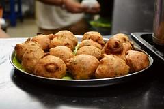 Bondas anyone? (rupam1975) Tags: food snacks chennai fritters bonda tiffin nammachennai mychennai nammamadras