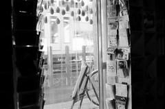 大好きな場所 (Yukijiro.) Tags: canon blackwhite exauto 135film 東急電鉄 fujineopanss 一眼レフ 世田谷線 canonlensex50mmf18 ギャラリー世田谷233
