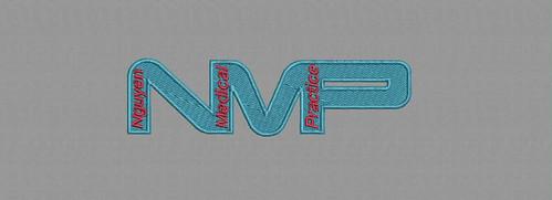 NMP - embroidery digitizing by Indian Digitizer - IndianDigitizer.com
