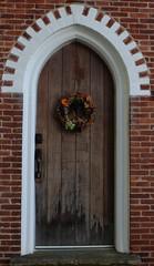Door of St James the Apostle Anglican Church (pegase1972) Tags: canada church quebec québec église qc anglican estrie easterntownships
