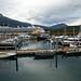 Porto de Skagway e grandes cruzeiros