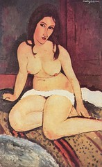 modigliani_seated_nude_1917_2_1917 (Art Gallery ErgsArt) Tags: museum painting studio poster artwork gallery artgallery fineart paintings galleries virtual artists artmuseum oilpaintings pictureoftheday masterpiece artworks arthistory artexhibition oiloncanvas famousart canvaspainting galleryofart famousartists artmovement virtualgallery paintingsanddrawings bestoftheday artworkspaintings popularpainters paintingsofpaintings aboutpaintings famouspaintingartists