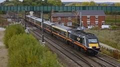 43465 (panmanstan) Tags: train diesel yorkshire railway loco locomotive passenger grandcentral hst ecml class43 permanentway
