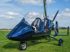 G-CIDF MTO, Scone (wwshack) Tags: scotland scone gyro perthairport autogyro egpt mto gyroplane mtosport sconeairport gcidf albaairsports
