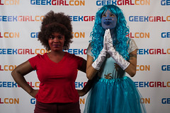 GeekGirlCon 2015 Photo Booth - 0143 (GeekGirlCon) Tags: seattle washington october photobooth geek conferencecenter alienbees fujixpro1 fuji35mmf14 ggc15 ggc2015