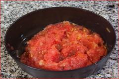 2. Rallamos los tomates (LosComensales.es) Tags: pasta ajo almejas spagueti