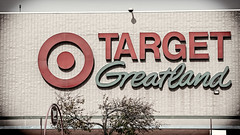 Another Greatland fading away... (Nicholas Eckhart) Tags: columbus ohio usa retail america us target oh closing stores soldano targetgreatland 2015 greatland consumersquare