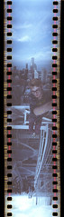 WHEEEEW (-=+=-) Tags: panorama film rooftop 35mm lomo pano 360 sprockets